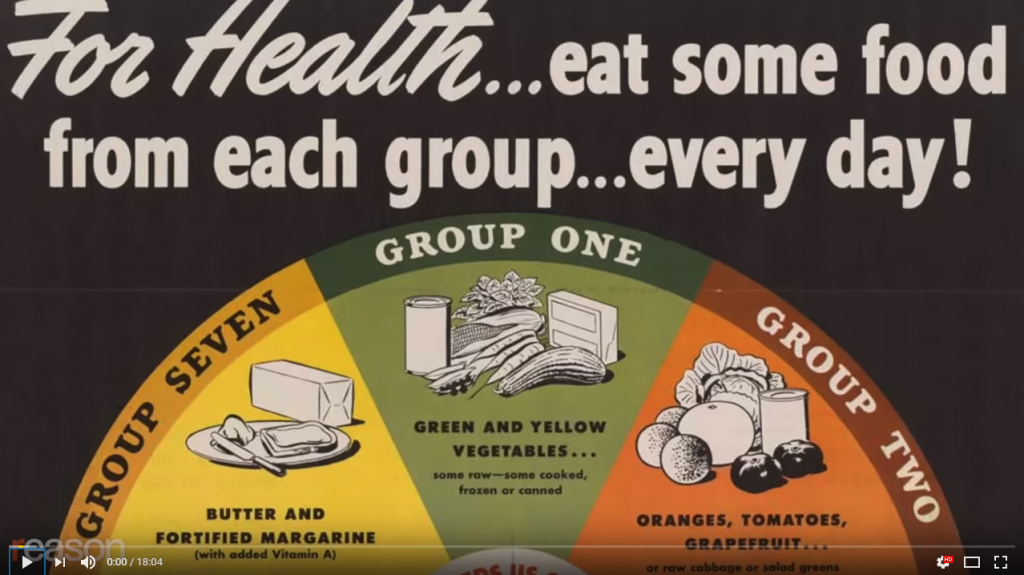 Youtube – How Big Government Backed Bad Science Made Americans Fat