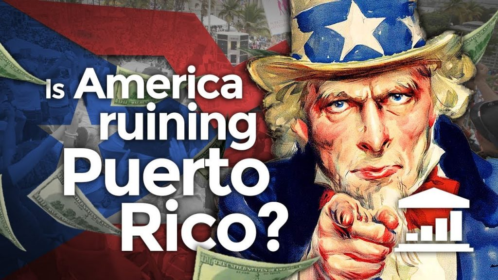 How the US ruined Puerto Rico   VisualPolitik