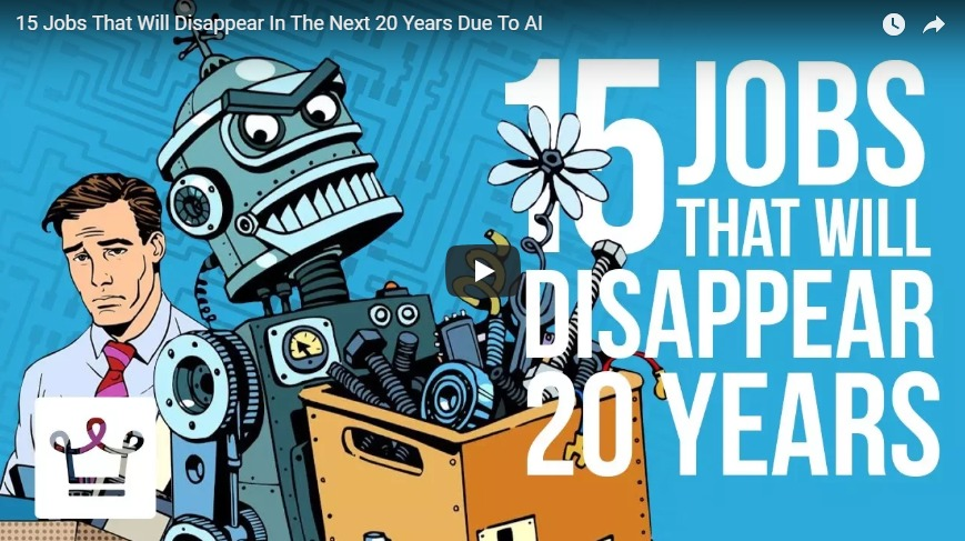 15 Jobs That Will Disappear