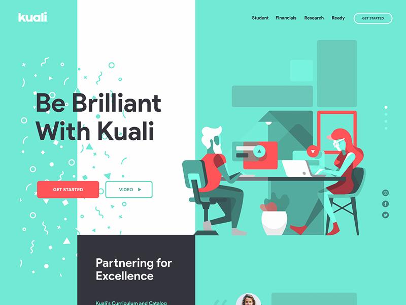 Kuali | Design