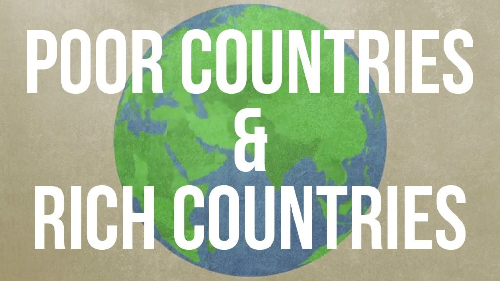 Why Some Countries Are Poor and Others Rich | School of Life