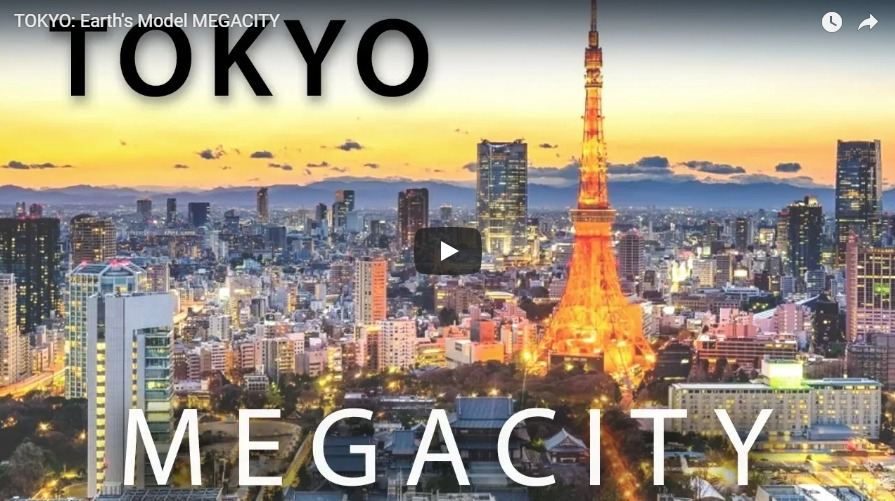 Tokyo: Model Megacty | Daily Conversation