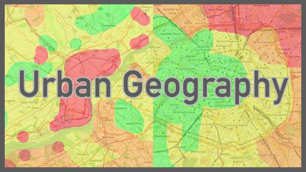 Urban Geography: Why We Live Where We Do | Wendover