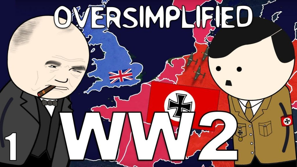 WW2 | Over Simplified